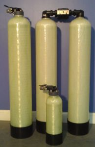 Whole house water filtration to remove arsenic from water in Stratham