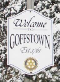 hard water in Goffstown,NH