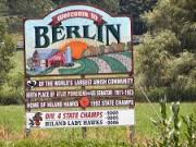 Arsenic in drinking water in Berlin,MA