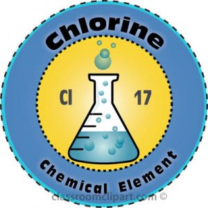 chlorine smell and taste in water