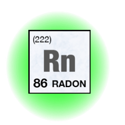 Radon in well water in Franklin, MA
