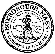 Hard water in Boxborough