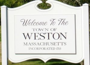water test in Weston, MA