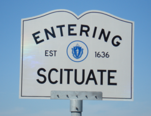 Manganese in Scituate water