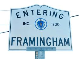 Framingham water filter
