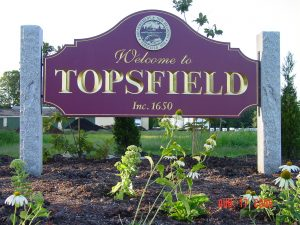 Water purification system in Topsfield
