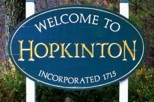 ARSENIC IN DRINKING WATER in hopkinton,ma