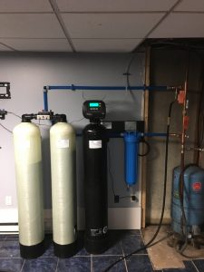 twin arsenic ozone filtration North Hampton NH