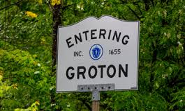 Water test in Groton, MA