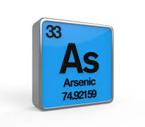 remove arsenic from well water in Sterling