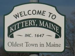 Water test in Kittery, Maine