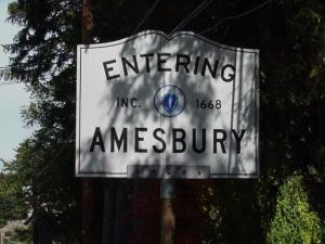rotten egg smell in water in Amesbury, MA