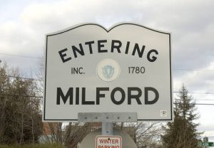 arsenic in water in Milford, MA