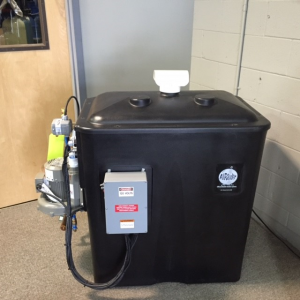 Whole house water purification for radon in water removal in Georgetown, MA