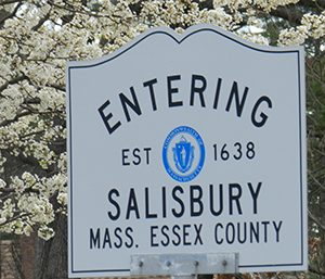 Arsenic in water in Salisbury, MA