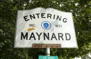water test in Maynard