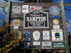 Water test for hampton, nh