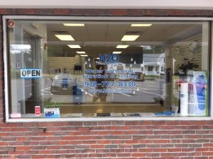 water filtration equipment service Hudson, MA