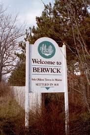 Water test in Berwick, Me