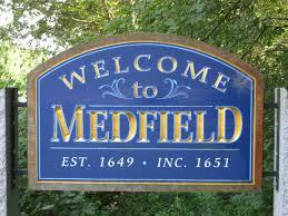 Water test in Medfield, MA