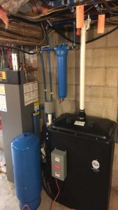 residential water treatment Byfield, MA