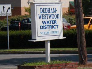 hard water in dedham, ma