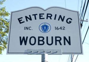 Water test in Woburn