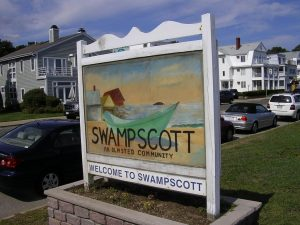 rotten egg smell in water in swampscott, ma