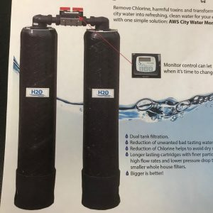 City Water filtration