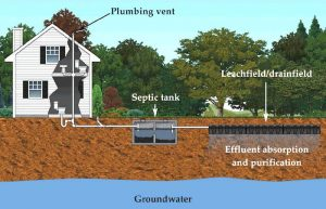 water softeners septic system