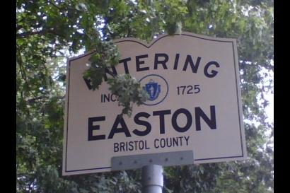 hard water Easton, MA