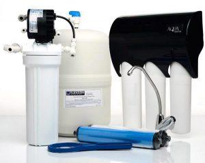 PFAS reverse osmosis Wellesley, MA